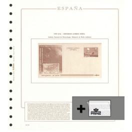 AIR MAIL 1996 SF/BL 303AE OLEGARIO SPANISH