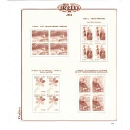 SPAIN 1984 SF BLACK OLEGARIO SPANISH
