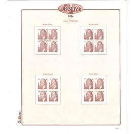 AIR MAIL 1986 SF/BLACK 213AE OLEGARIO SPANISH