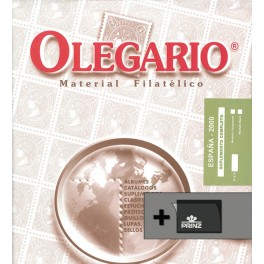 SPAIN 1987 SF BLACK (214/22) OLEGARIO SPANISH