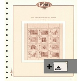 SPAIN 1987 SF OLEGARIO SPANISH