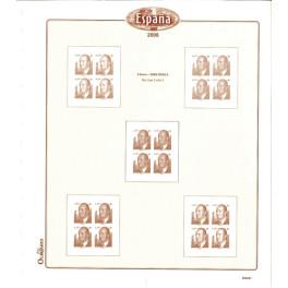 AIR MAIL 1989 SF 240AE OLEGARIO SPANISH