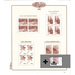 SPAIN 2000 SF OLEGARIO SPANISH