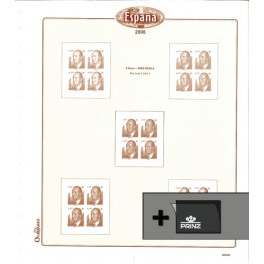 SPAIN 1995 SF BLACK (289/02) OLEGARIO SPANISH