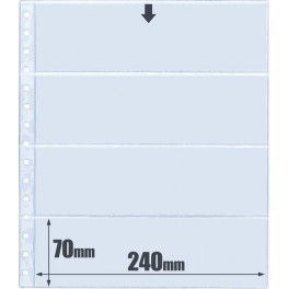 CLOTH PROVER CROME 1 LENT PLEG. 10X SAFI