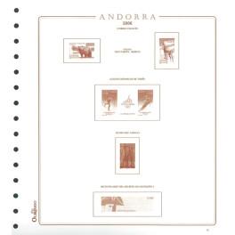 SPAIN 2008 1A SF/BL OLEGARIO SPANISH