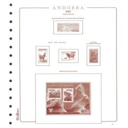 SPAIN 1985 1ST SF BL. CT OLEGARIO CATALAN