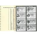 SHEET POSTCARDS 4 DEP UNI 15 RING SAFI