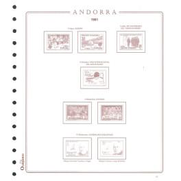 BINDER NIL ALBUM SEGELLS GREEN CT OLEGARIO CATALAN