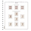 BINDER LUXE A. STAMPS RED CT OLEGARIO CATALAN