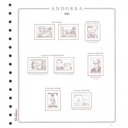 BINDER LUXE A.STAMPS BROWN CT OLEGARIO CATALAN