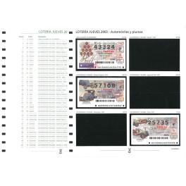 SHEET PAPER MONEY 6 DEP UNI 15 RING SAFI