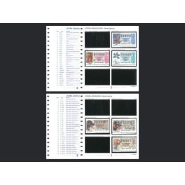 LOTERY ALBUM BROWN UNI 15 RING SAFI