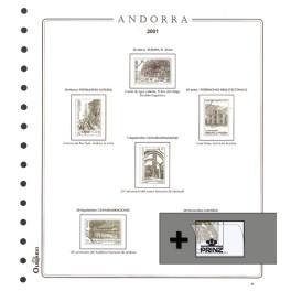 ANDORRA SP. 2005 N (40) OLEGARIO SPANISH