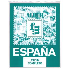 MINISHEET ALONE PREMIUM 2014 N FILABO SPANISH