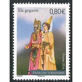 SPAIN 1989 Ed.2998D STAMP'S OFFICE - MISTAKE TEETH