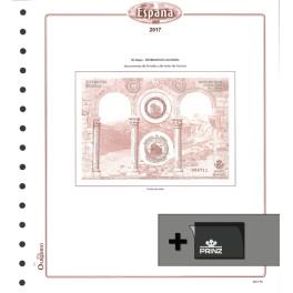 MINISHEET PREMIUM 2014 B-4 N-8/14 SF BLACK FILABO SPANISH