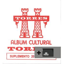 POST CARDS 2014 SF BLACK FILABO SPANISH
