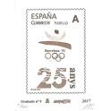 ANDORRE SPANISH 2014 N (53-54) CT OLEGARIO CATALAN