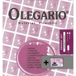 SPAIN 2014 B-4 SF/B CT OLEGARIO CATALAN