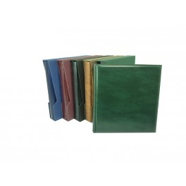 BINDER PAPER MONEY BROWN UNI 15 RING SAFI SPANISH
