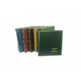 BINDER PAPER MONEY GREEN UNI 15 RING CT SAFI CATALAN
