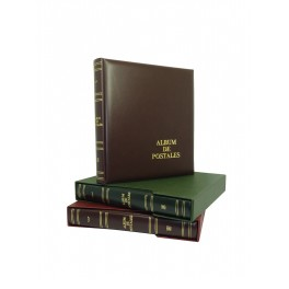 BINDER PAPER MONEY GARNE UNI 15 RING CT SAFI CATALAN