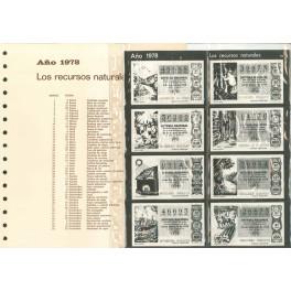LOTERY 1967 UNI 15 AN. SAFI SPANISH