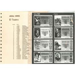 LOTERY 1973 UNI 15 AN. SAFI SPANISH