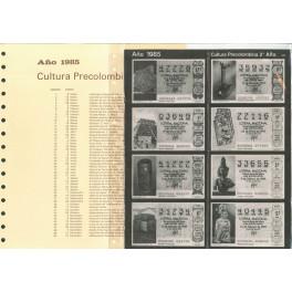 LOTERY 1972 UNI 15 AN. SAFI SPANISH
