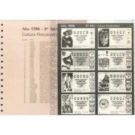 LOTTERY 1976 UNI 15 AN. SAFI SPANISH