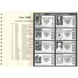 LOTERY 1984 UNI 15 AN. SAFI SPANISH