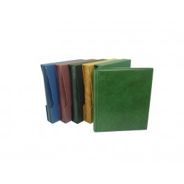 BINDER PRACTIC ONCE 270X320 GREEN 4R. SAFI