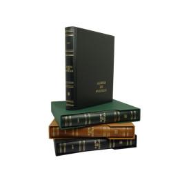 BINDER PRACTIC PAPER MONEY 270X320 GREEN 4R. SAFI CATALAN