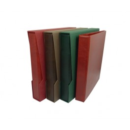 BINDER CAVA GEGANT W/HANDLE GREEN SAFI