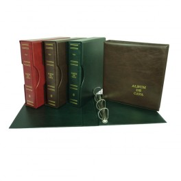 BINDER ECONOMICA WITHOUT TITLE BROWN SAFI