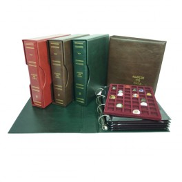 BINDER CAVA GROS RED WITH 5 SHEETS 36 DP. SAFI