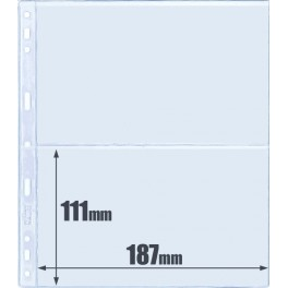 BINDER GROS CAVA GREEN WITH 5 SHEETS 48 DEP. SAFI