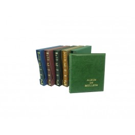 BINDER GROS WITHOUT TITLE GREEN WITHOUT GRABE SAFI