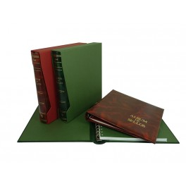 BINDER GUAFLEX WITHO.TITLE RED SAFI
