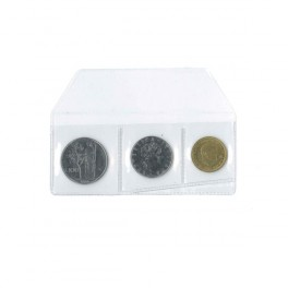 BINDER COINS 240X260 S/F BLACK MINU SAFI CATALAN