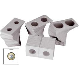 BINDER COINS 240X260 S/F GARNET MINU SAFI SPANISH