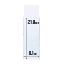 CASE N1-B PLASTIC 4,3x4,3cm. SAFI