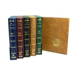 BIN.COINS 200X260 10S BLUE RAT SAFI SPANISH