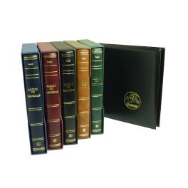 BINDER COINS 270X320 GARNET4A PRACTIC SAFI SPANISH