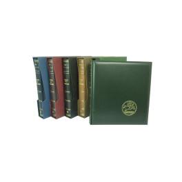 BINDER COINS 270X320 BLACK 4R PRACTIC SAFI CATALAN