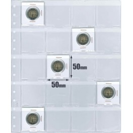 BINDER COINS 270X320 GREEN 4R PRACTIC SPANISH
