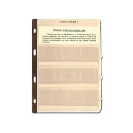 BINDER COINS 290X310 BROWN 15A UNI SAFI SPANISH