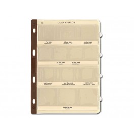 BINDER COINS 290X310 BROWN 15R UNI SAFI CATALAN