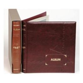 BINDER COINS 290X310 GARNET 15 UNI SAFI SPANISH